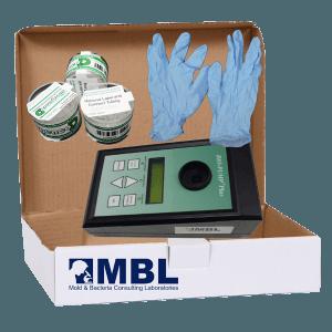 air mold test kits